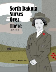 ND Nurses over there book cover image